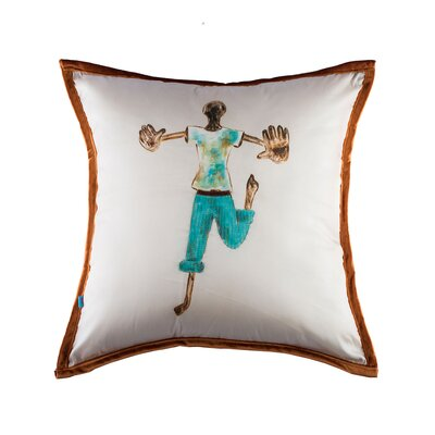 Lapham The Dancing Boy Pillow Cover