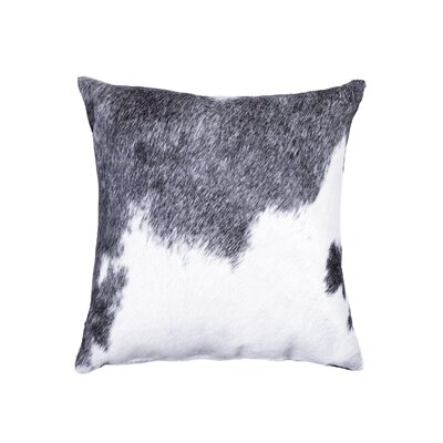 Widger Leather Throw Pillow