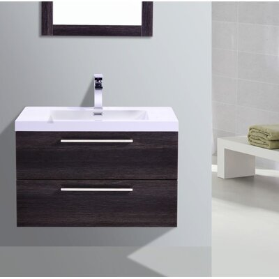 Eclipse Single Bathroom Vanity Set Size: 21.75