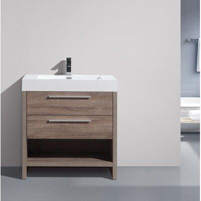 Asmus 31 Single Bathroom Vanity Set