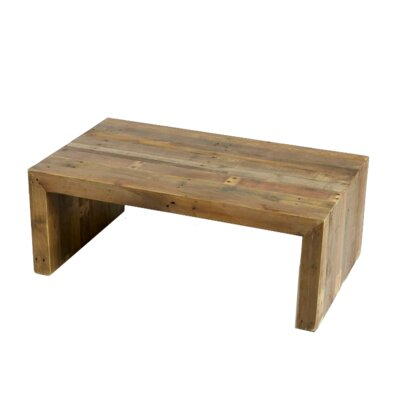 Adkisson Reclaimed Wood Coffee Table