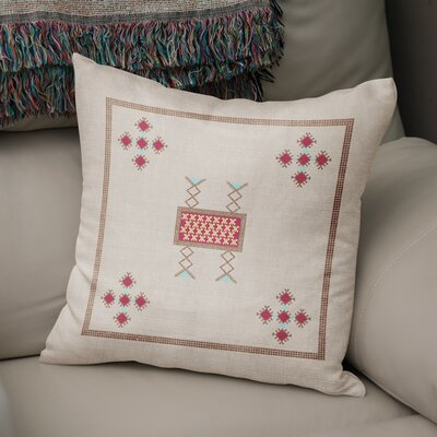 Albrightsville Throw Pillow Size: 18 H x 18 W