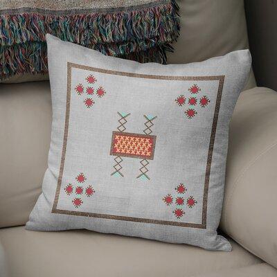 Alchemist Throw Pillow Size: 24 H x 24 W
