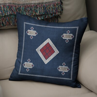 Aldergrove Throw Pillow Size: 18 H x 18 W
