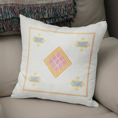 Alderman Throw Pillow Size: 24 H x 24 W