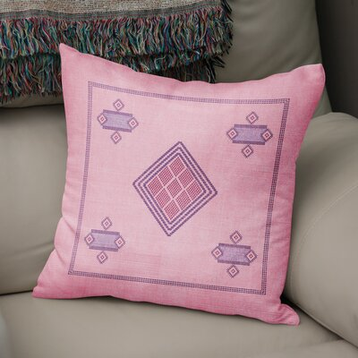 Aldford Throw Pillow Size: 24 H x 24 W