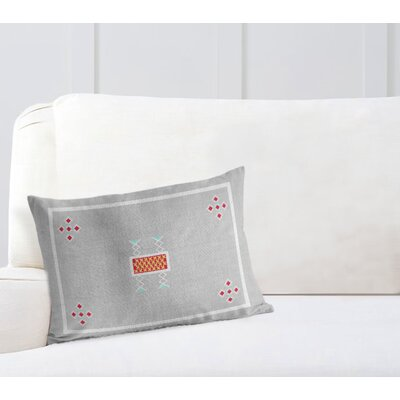 Rectangular Lumbar Pillow Size: 12 H x 16 W