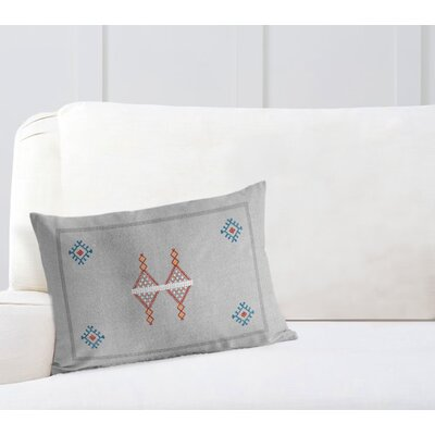 Lumbar Pillow with Double Sided Print Size: 18 H x 24 W