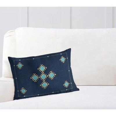Rectangular Lumbar Pillow with Double Sided Print Size: 18 H x 24 W