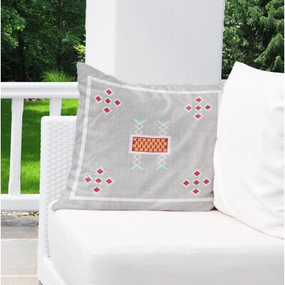 Alcrossagh Indoor/Outdoor Euro Pillow
