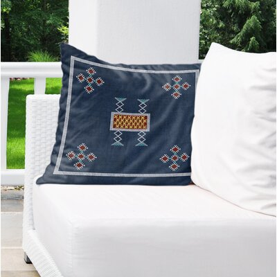 Aleman Indoor/Outdoor Throw Pillow Size: 18 H x 18 W