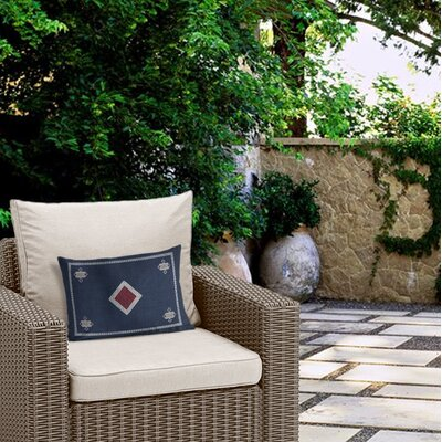 Outdoor Rectangular Lumbar Pillow