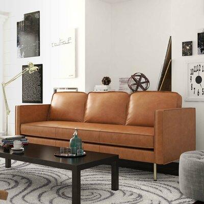 Manufahi Sofa Upholstery: Honey Tan