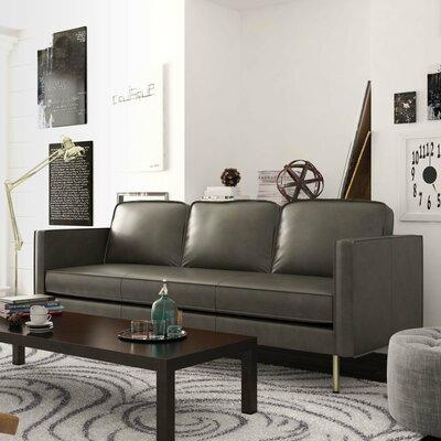 Manufahi Sofa Upholstery: Vintage Gray