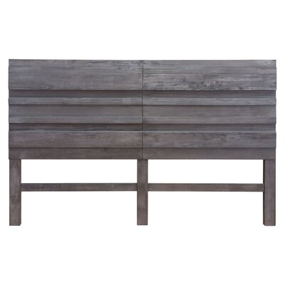 Benton Panel Headboard Size: King