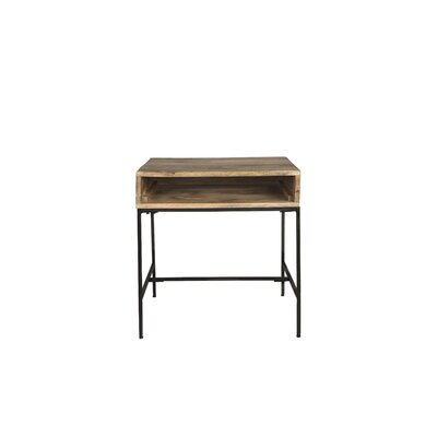 Cohen End Table with Storage