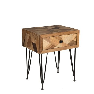 Crittendon End Table