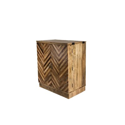 Grimes Traditional Bar Cabinet