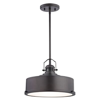 Claughaun 1-Light LED Mini Pendant