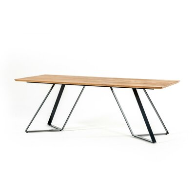 Yip Drift Wooden Dining Table