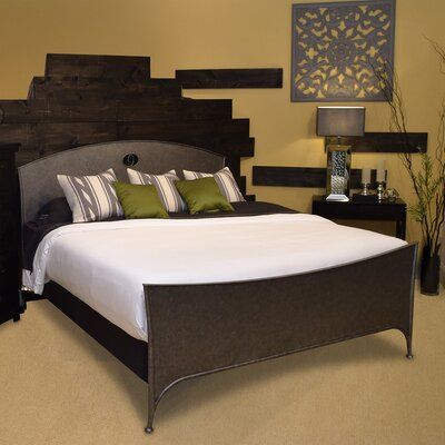 Otis Panel Bed Size: King