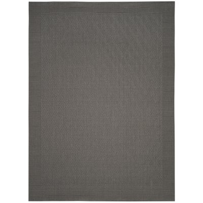 Beck Ash Area Rug Rug Size: Rectangle 8 x 11