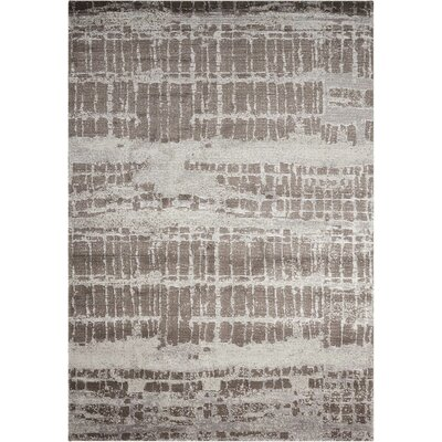 Stanton Brown Area Rug Rug Size: Rectangle 56 x 8