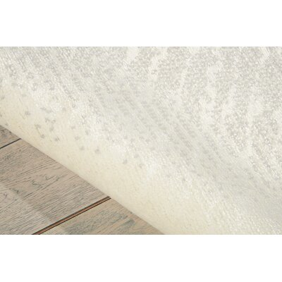 Goodman Gray Area Rug Rug Size: Rectangle 79 x 99