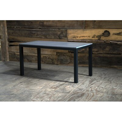 Sierra Parsons Dining Table Top Color: Fog Maple