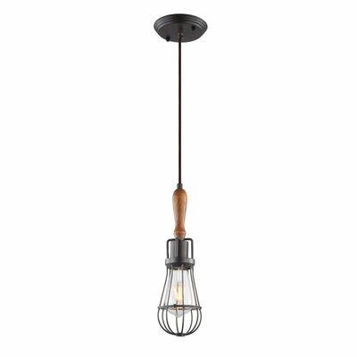 Galanti 1-Light LED Mini Pendant