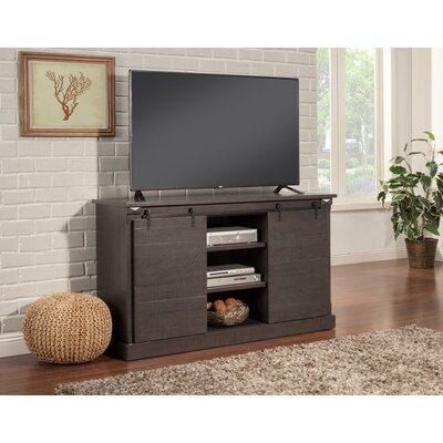 Racheal 60 TV Stand Color: Grey