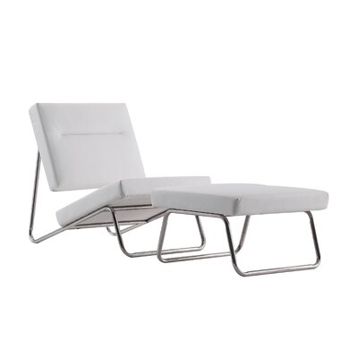 Cullen Chair & Lounge Chair Color: White