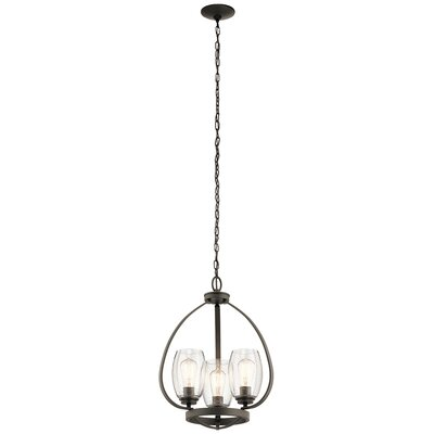 Covey 3-Light Mini Chandelier