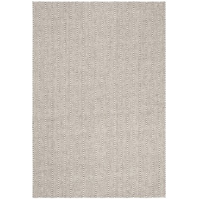 Cherif Versatile Hand Tufted Gray Area Rug Rug Size: Rectangle 4 x 6