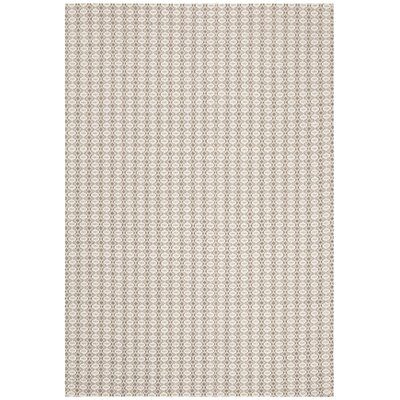 Cherif Hand Tufted Rectangle Gray Solid Area Rug Rug Size: Rectangle 4 x 6