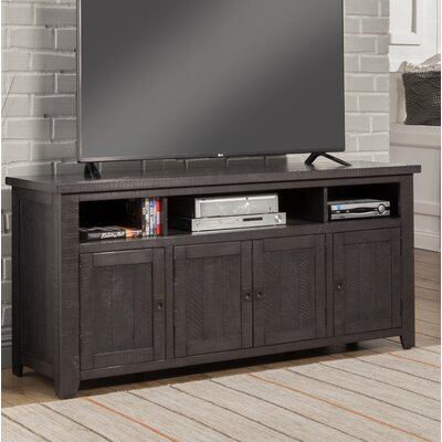 Halie 65 TV Stand Color: Grey