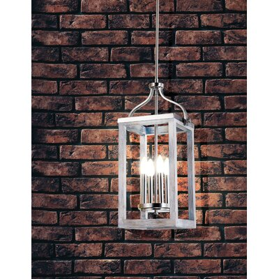 Detrick 5-Light Lantern Pendant