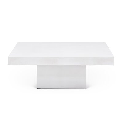 Laurinda Coffee Table Color: White