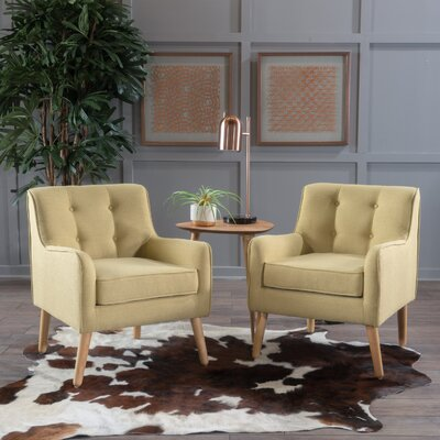 Serenity Armchair Upholstery: Wasabi