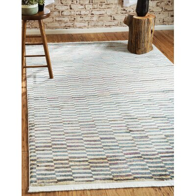 Van Siclen Beige Area Rug Rug Size: Rectangle 43 x 6