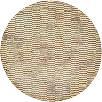 Van Siclen Beige Area Rug Rug Size: Square 82