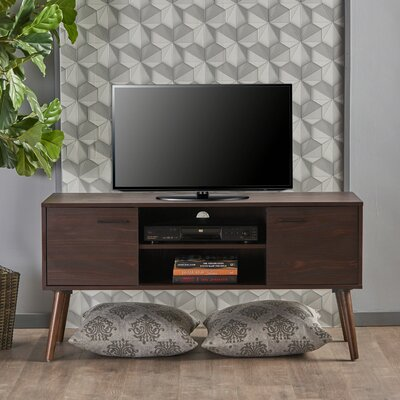 Vercher Fiberboard 47.5 TV Stand Color: Wenge