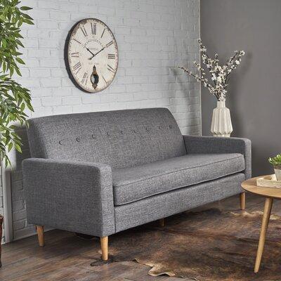 Wachtel Sofa Upholstery: Gray