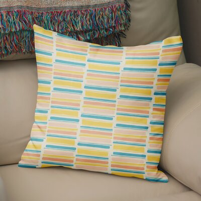Valenzuela Throw Pillow Size: 24 x 24