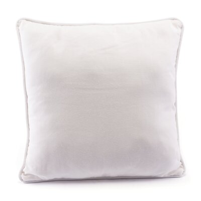 Oyler Canvas Throw Pillow Color: Ivory