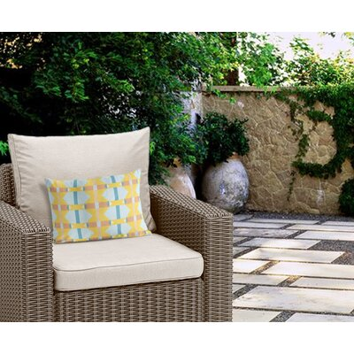 Valenza Outdoor Lumbar Pillow