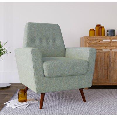 Blenheim Armchair Upholstery: Teal