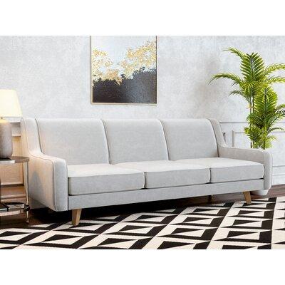 Weigel Sofa Upholstery: Heather Gray