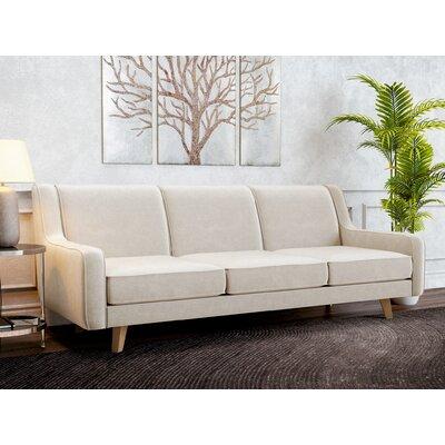 Mattox Sofa Upholstery: Oatmeal