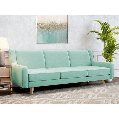Weigel Sofa Upholstery: Duck Egg
